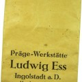 Award envelope factory Ludwig Ess
