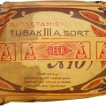 Tobacco LEEK  WW2 period  made in occupied  Estonia