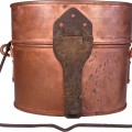Pre-war copper mess kit made in Estonia by  Arsenal factory
