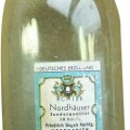 WW2 German schnaps (vodka) Echter Nordhauser bottle with original paper label