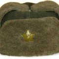 M40 Soviet Russian Winter hat. Excellent condition with traces of wear
